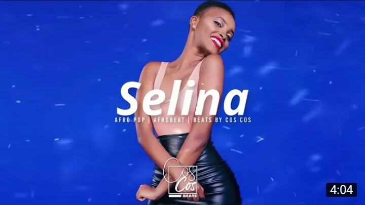 Afrobeat Instrumental 2019 | Selina | Beats by COS COS